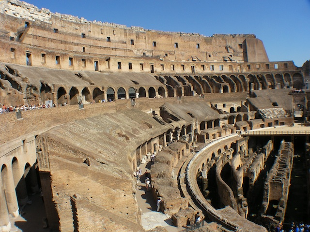 The Colossal Colosseum And More Ruins