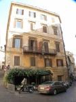 Restaurant in Rome.