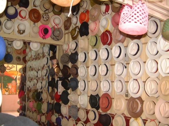 Panama Hats in Ecuador