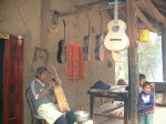 Guitars in Ecuador