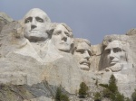 U.S. Presidents at Mount Rushmore