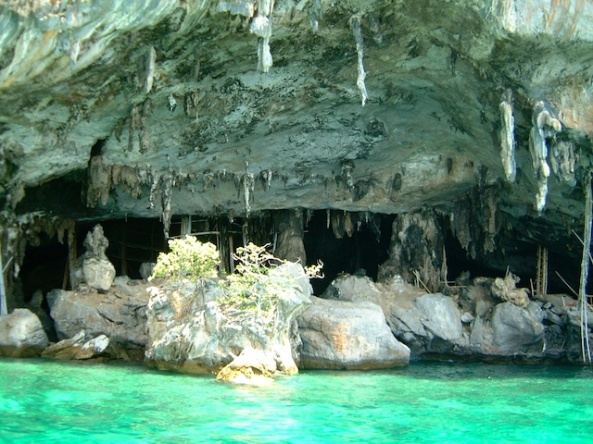 Viking Cave, Phuket.