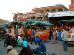 Entrance to the Medina in Marrakesh