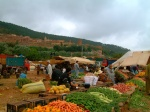 Fruit and veg market Morocco
