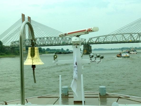 Rhine River.